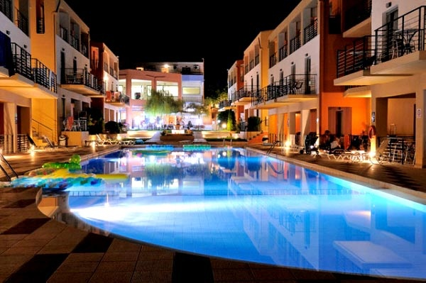 3*** Star Family Hotel for sale in Greece, operating successfully since years, with in total 65 accommodations, 178 EOT licensed beds plus in addition 248 beds; located in a distance of 600m from the sea and 700m from the village square...