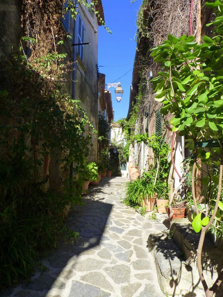Ramatuelle - I spent some months in this unspoilt village perched above St Tropez, and spent my days gazing over the azure sea and listening to music - was I in heaven?
