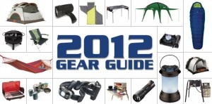 2012 Camping Life Gear Guide