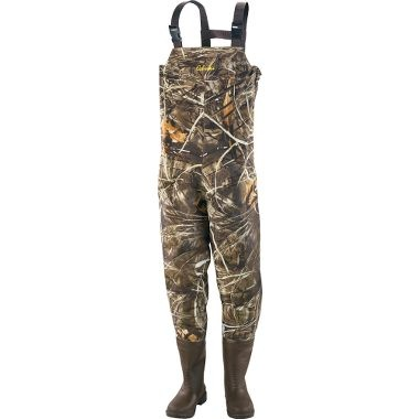 Cabela's Three Forks Camo Waders at Cabela's