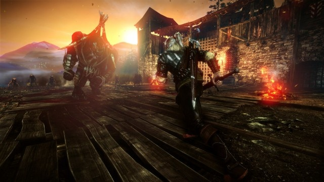 Awesome review of The Witcher 2 for Xbox 360