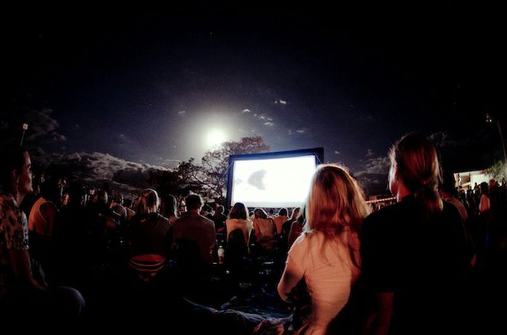 #outdoor #cinema #BBFF 2012, Fullmoon outdoor cinema, #filmfestival