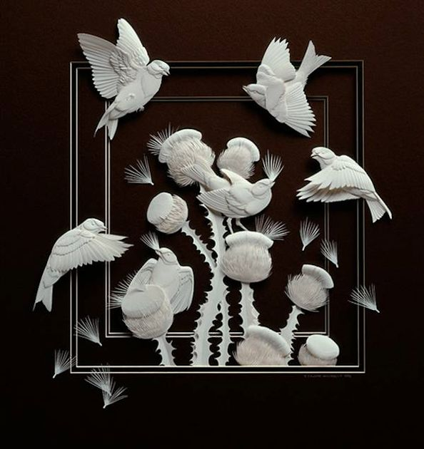 1000+ images about PAPER SCULPTURE on Pinterest | Creative, Paper ...