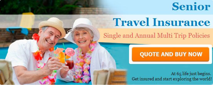 Senior #Travel #Insurance - Medical conditions are covered as standard; cheapest single trip policy is £28.48
