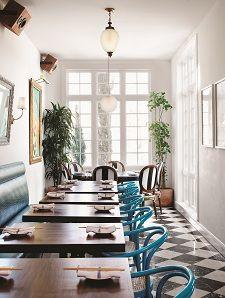 elizabeth street cafes traditional cafe flooring
