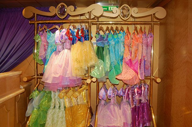 Bibbidi Bobbidi Boutique on the Disney Fantasy