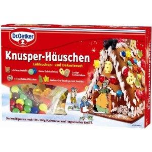 Dr. Oetker - Knusper-Häuschen - 335 g: 7,99 €