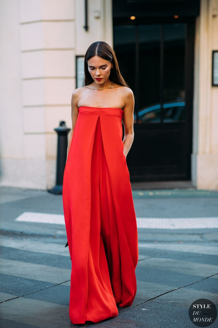 Awesome Evangelie Smyrniotaki by STYLEDUMONDE Street Style Fashion Photography20180704_4…