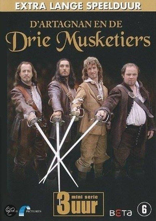 The 4 Musketeers (TV Series 2005- ????)