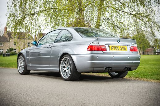 2006 BMW M3 CS E46 - Silverstone Auctions