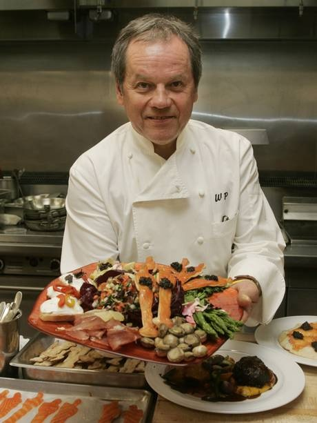 Wolfgang Puck's Life in Food