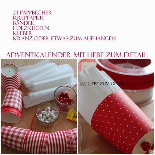 Heute zeige ich den Adventkalender den ich für das Magazin Himbeere-Berlin, http://himbeer-magazin.de/  mit einer Kampagne von deals.com ht...