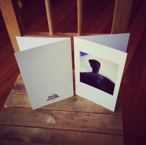 Photify Greeting Cards. http://photify.com.au/