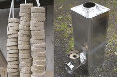 genereight: Saw dust reuse | 木屑の再生