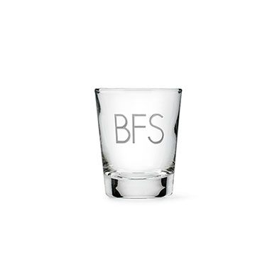 Traditional Shot Glass