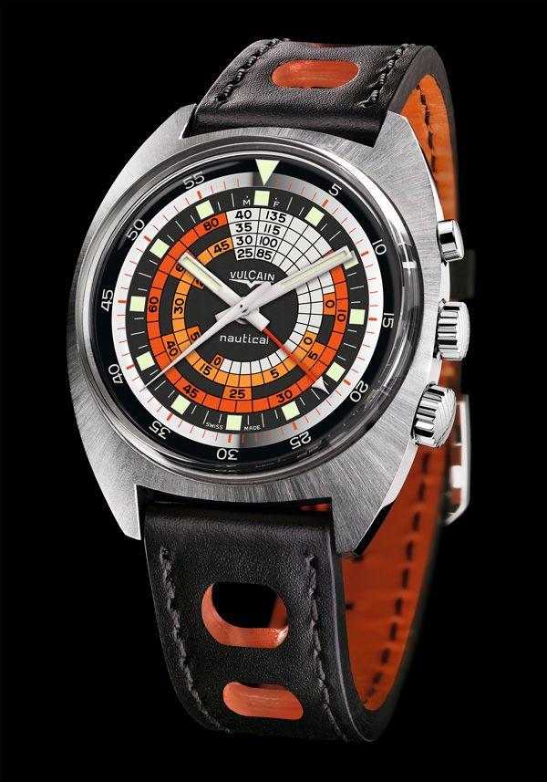 Vulcain_Nautical_Seventies #watches