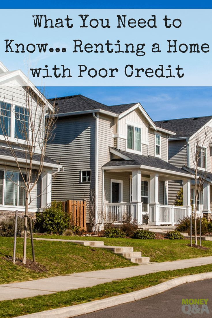 How to start flipping houses with bad credit - It S Not Impossible Renting With Poor Credit Renting A House With Poor Credit Is Possible