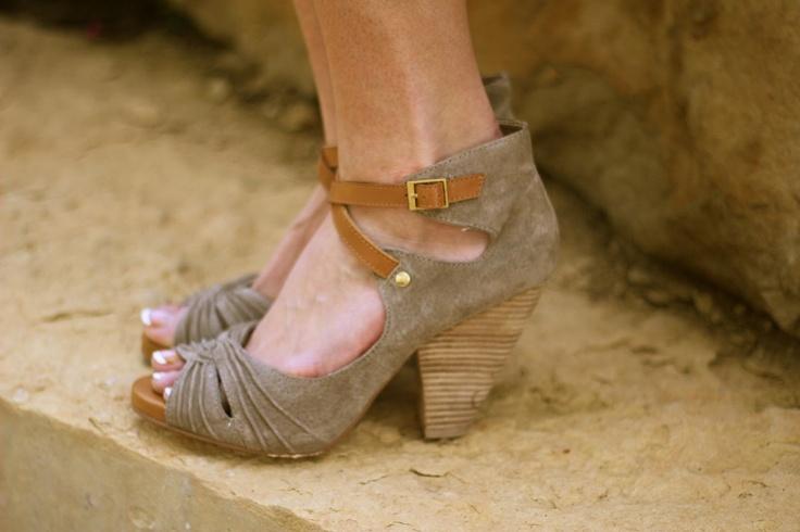 Devon Rachel rocks our WITNESS heels in Clay.Devon Rachel, Kinda Stuff, Rachel Rocks, Projects Runway, Foot Art, Heels, Pretty Choo, Witness, Dreams Closets