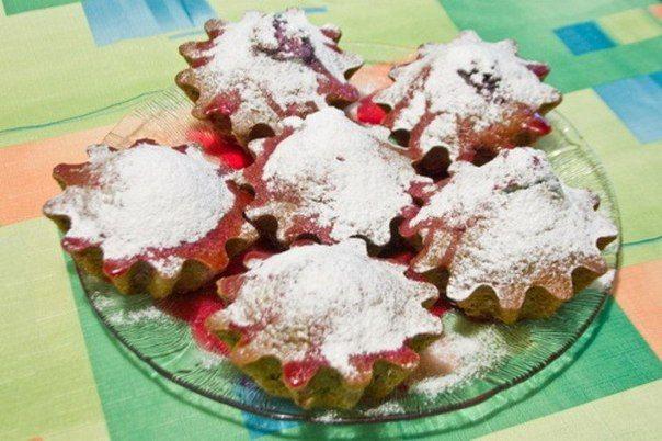 Рождественские кексы / Удивительная еда!