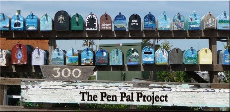 Military pen pal sites
