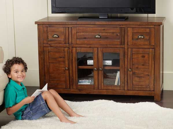 TV Console from Tuesday Morning TuesdayMorning