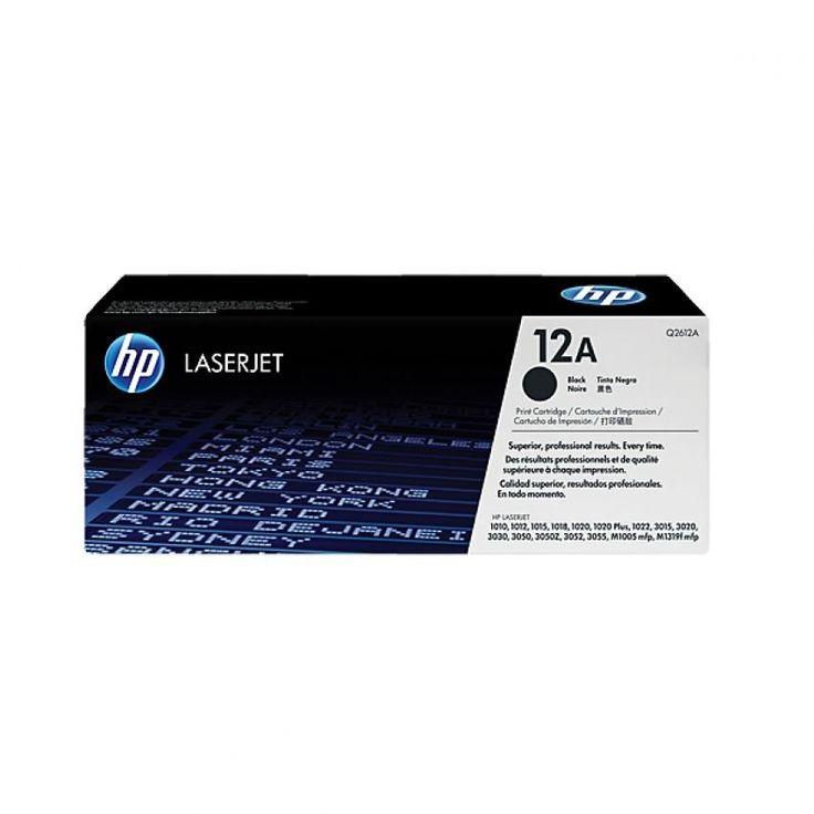 HP Toner 12A sort  fra Blekkexpress. Om denne nettbutikken: http://nettbutikknytt.no/blekkexpress-no/