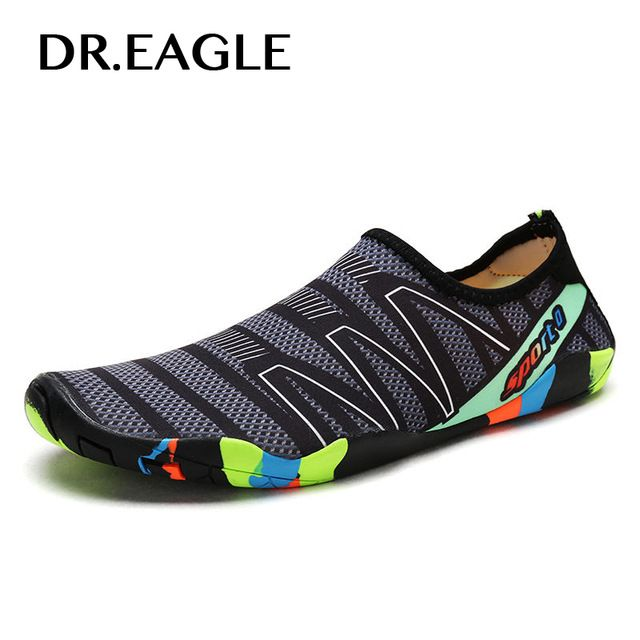 Water Shoes Barefoot Quick-Dry Mens Casual Beach Swim Water Sports Flats Sneaker