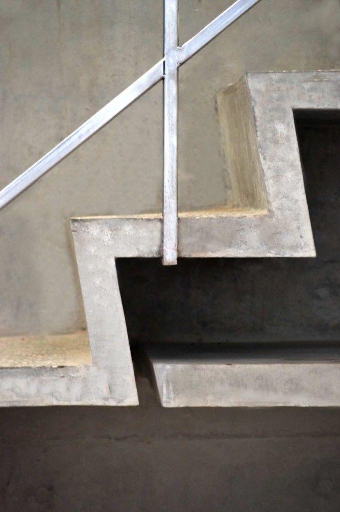 #architecture #stairs #concrete