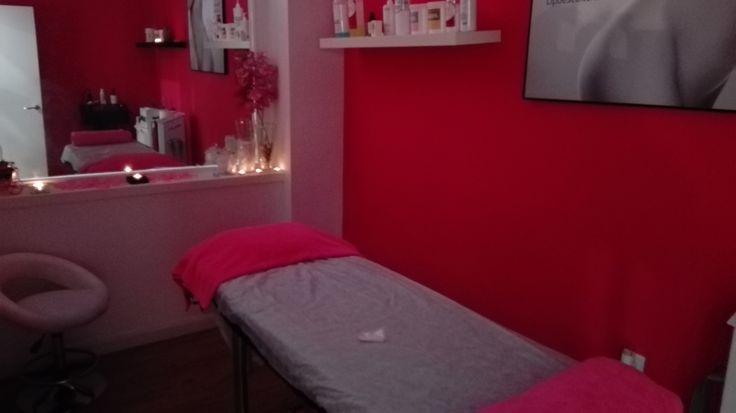 ¿Qué mejor masaje que en este entorno? Reafirmante, relajante, descontracturante...