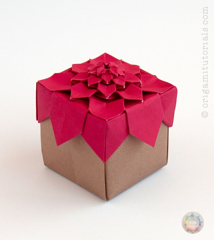 19 Best Modular Origami Boxes Images On Pinterest