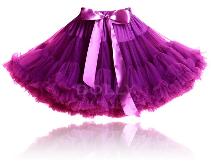 PUNK PRINCEZNÁ  petti sukňa