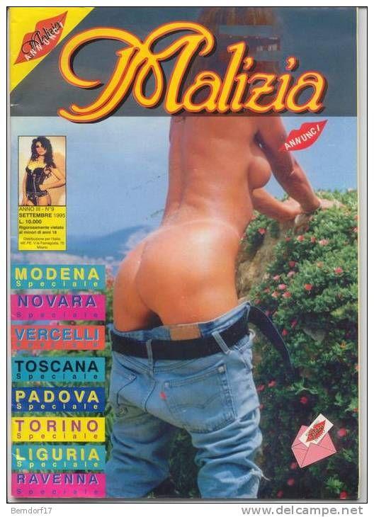 RIVISTA EROTICA - MALIZIA ANNUNCI - SETTEMBRE ´95 - Delcampe.net