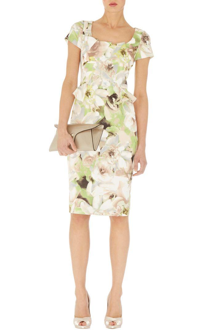 Floral Dresses for Wedding Guests | 20 Spring Wedding Guests Dresses - Petals and Pastels! - Wedding Blog ...