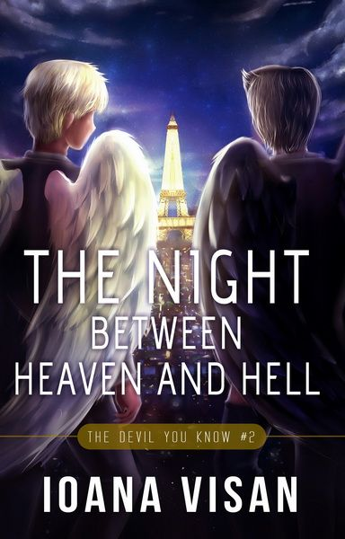 The Night between Heaven and Hell (The Devil You Know #2), March, 2016  http://www.amazon.com/dp/B01CD0NWIG