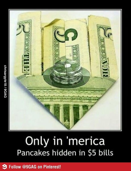 Only in 'Merica