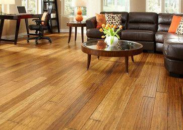 I really like this floor  Morning Star Handscraped Strand Anji Bamboo  wood flooring