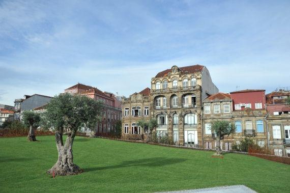 Passeio dos Clérigos , Porto, Portugal