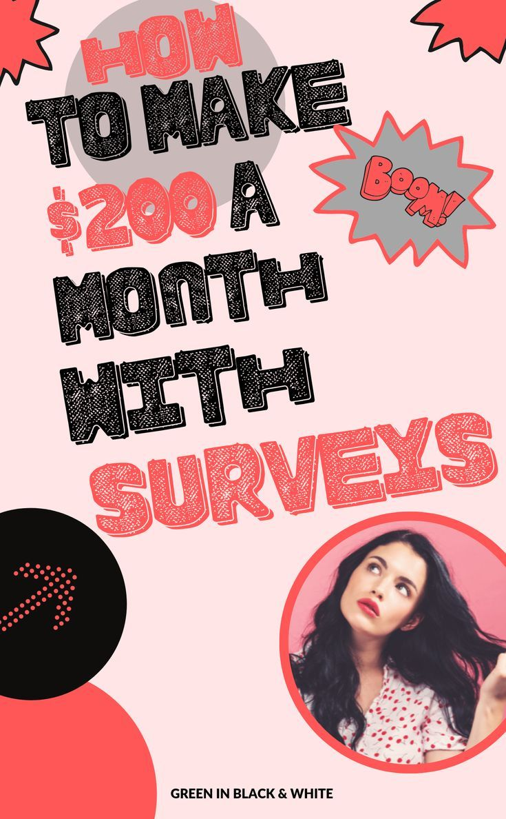 This post will show you how you can earn money online doing paid surveys. It sho… – Creative Ways to Make Money