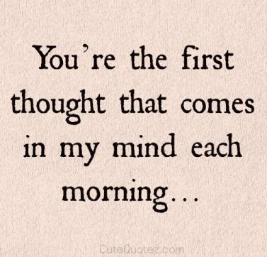 Good Morning Love Quotes For Her [Complete Collection] | Romantic Morning  Quotes, Romantic And Relationships