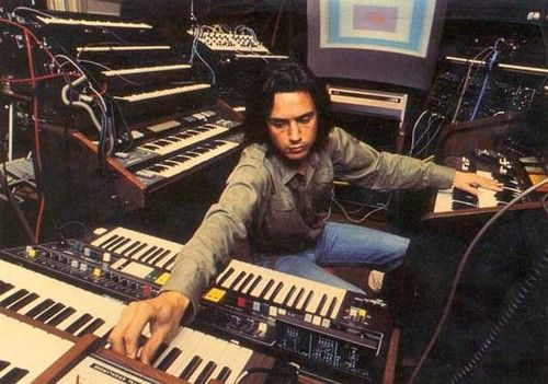 Wow! Jean-Michel Jarre is back with a new album! Jean-Michel Jarre has announced that he'll release a new album this year. The multi-million selling artist