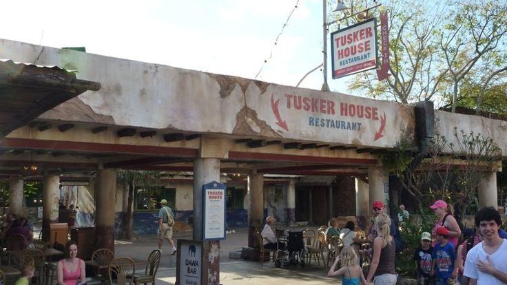 Animal Kingdom: Tusker House breakfast...Jumba juice...yummm