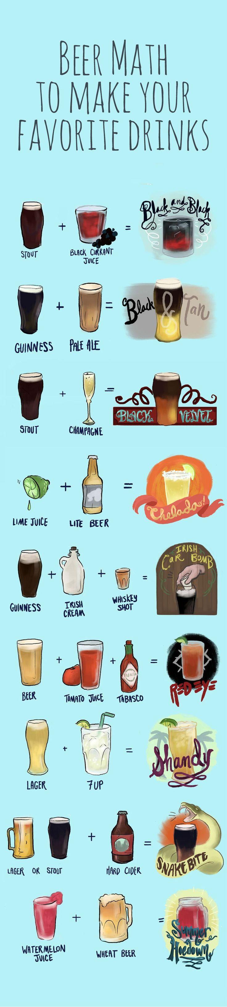 Estas son algunas combinaciones que debes de probar.