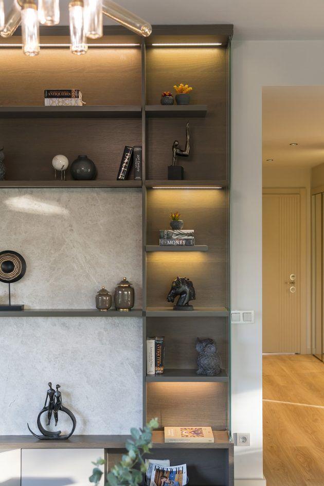 Eine moderne Wohnung mit eleganten Details Die Nidapark Kucukyali