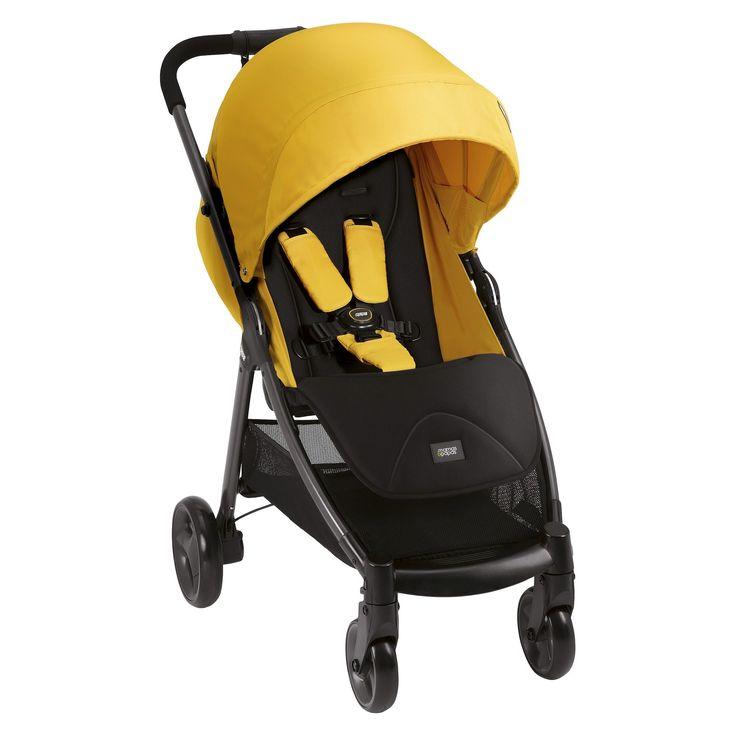 Mamas & Papas Armadillo Stroller - Ochre (Brown)