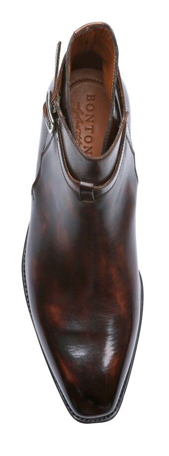 BONTONI.  A boot designed for men, I like it for me, too.