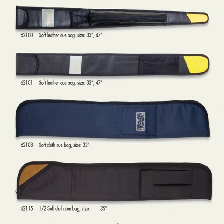 """Quality Pool cue Case For billiard stick with Shoulder belt Snooker & Russian Billiards cue Cases 33"""" /35"""" /47"""" optional"""