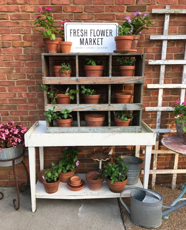 Kitchen Bench Herb Garden: 259 Best Images About Bless This Nest Blog On Pinterest