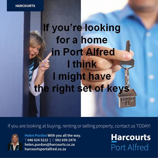 Looking For a Home in Port Alfred, Eastern Cape, South Africa http://portalfred.harcourts.co.za/Property/Residential #HarcourtsPortAlfred #PortAlfred #BuyingAHome #SoleMandate #WhereServiceCounts #HereWeAre