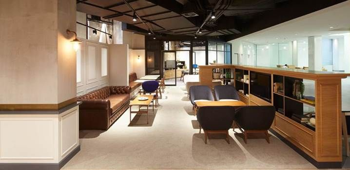 1 O'Connell – The Porter, Sydney:Private Member Lounge/Club Environment.