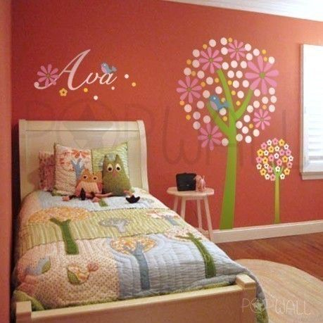 Absolutely love the color of these walls - #nursery